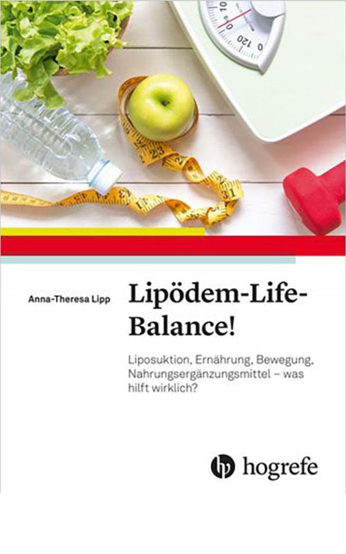 Lipödem Life Balance Buch von Dr. Lipp - was hilft wirklich